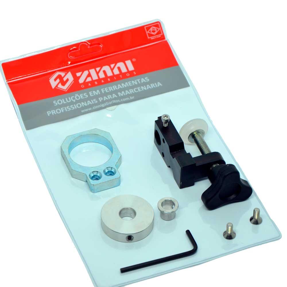 Gabarito para Dobradiças de 35mm - Zinni