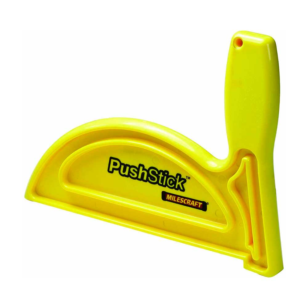 Guia de Proteção para Serra de Mesa (Push Stick) - Milescraft
