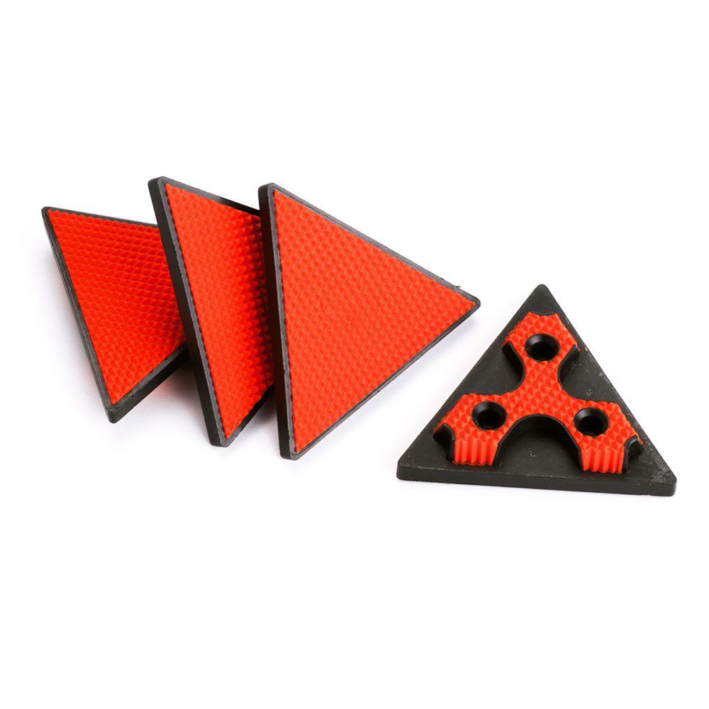 Jogo de Grabbers Triangulares de Apoio p/ Acabamento (4 peças) - K&M