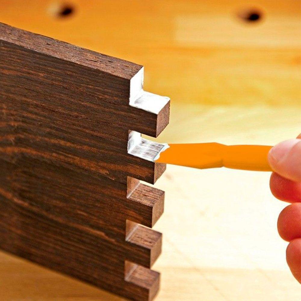 Kit de Pincéis de Silicone para Cola (2 pçs) - Bench Dog Tools