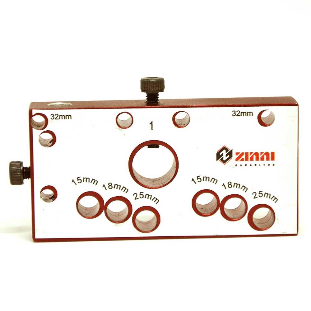 Gabarito Combo 47 Minifix e Vb (Lançamento) - Zinni Gabaritos