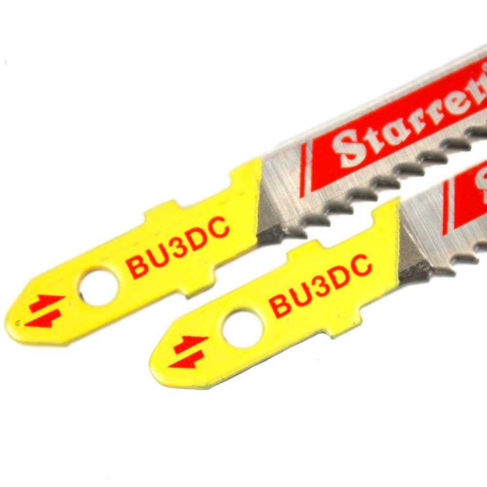 Lâmina para Serra Tico-Tico BU3DC 75mm para Mdf (2 Pçs) - Starrett