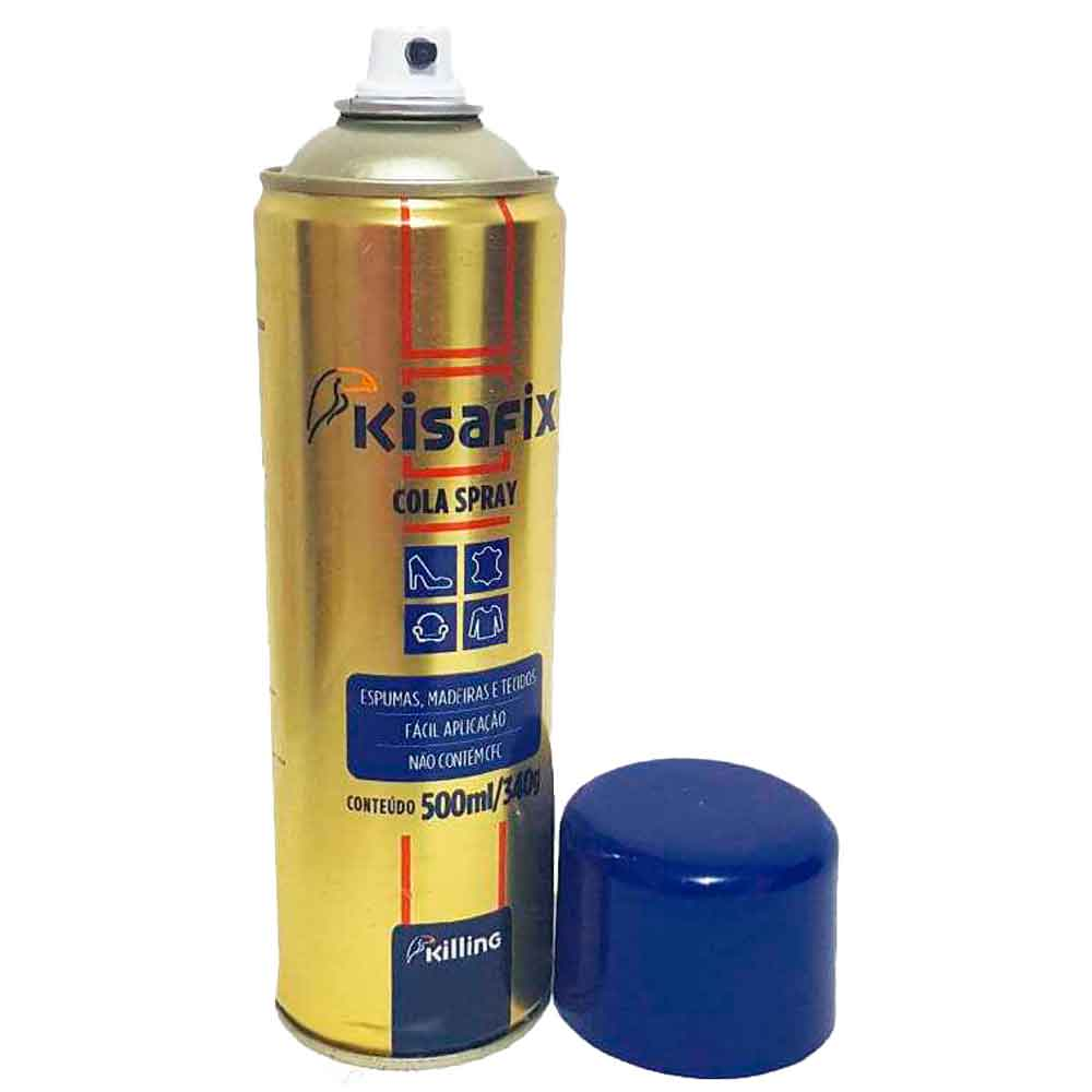 Lata Cola Spray 500ml killing - Kisafix