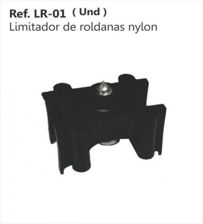 LIMITADOR PARA ROLDANA LR-01 - PERFIL
