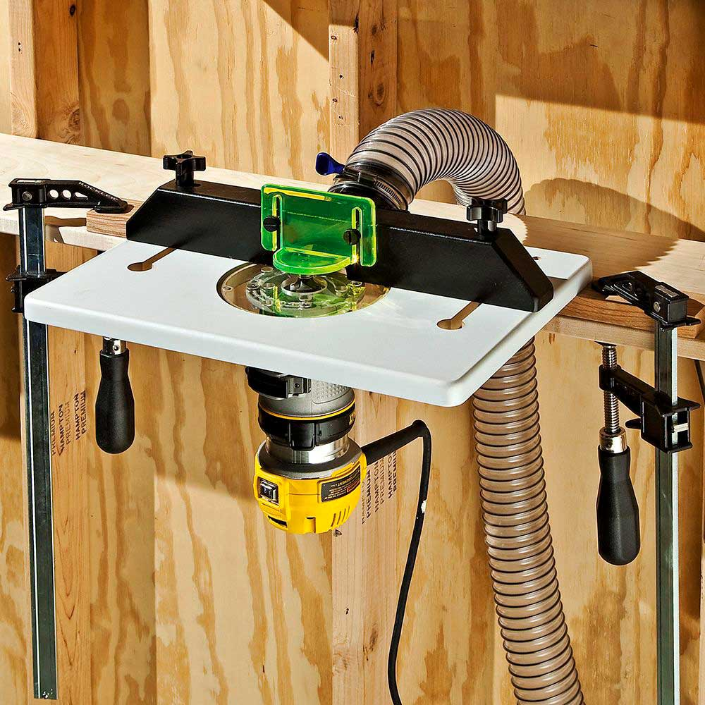 Mesa para Tupia (Trim Router Table) - Rockler