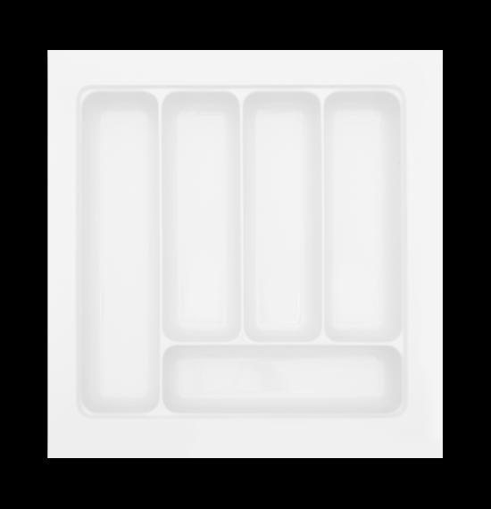 ORGANIZADOR DE TALHERES OG-72 (MÍNIMO: 40,8 X 41,3CM) (MÁXIMO: 46,8 X 47,3CM) - MOLDPLAST