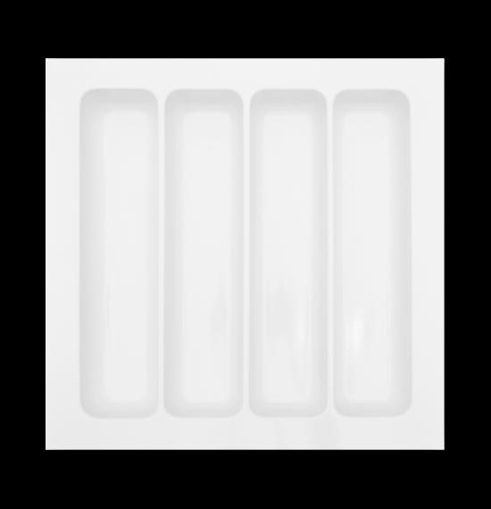 ORGANIZADOR DE TALHERES OG-79 (MÍNIMO: 41,3 X 41,3CM) (MÁXIMO: 47,3 X 47,3CM) - MOLDPLAST
