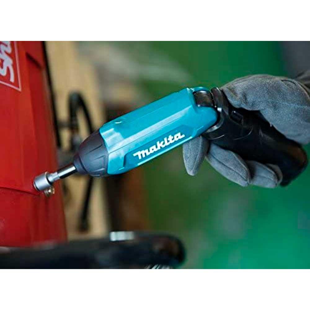 Parafusadeira a Bateria 3.6V-Bivolt (DF001DW) 81 peças- Makita