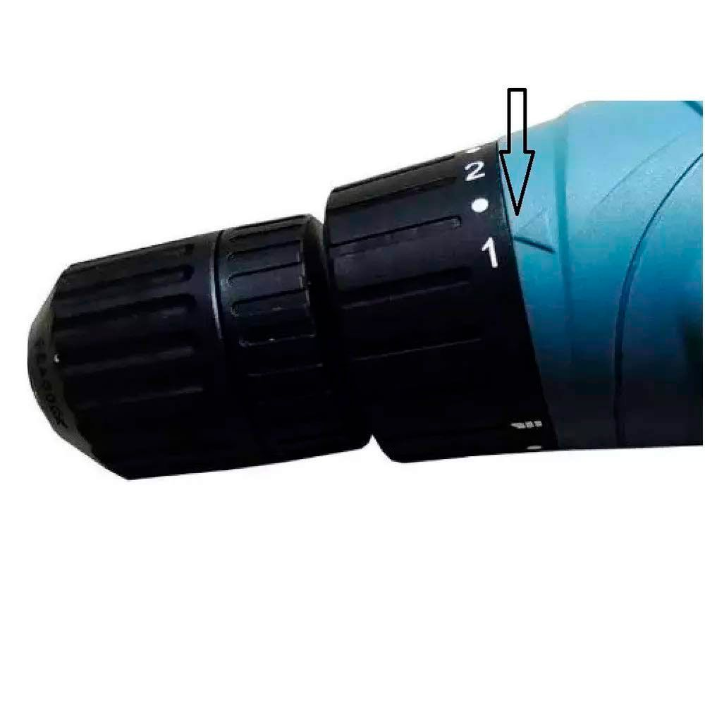 """Furadeira/Parafusadeira WS3231U 3/8"""" 300W 110V - Wesco"""