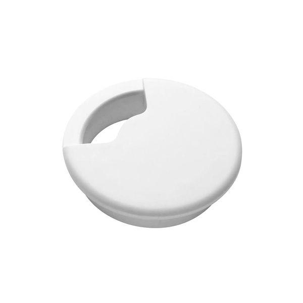 Passa Fio 15x60mm Branco (10 pçs) - Bigfer