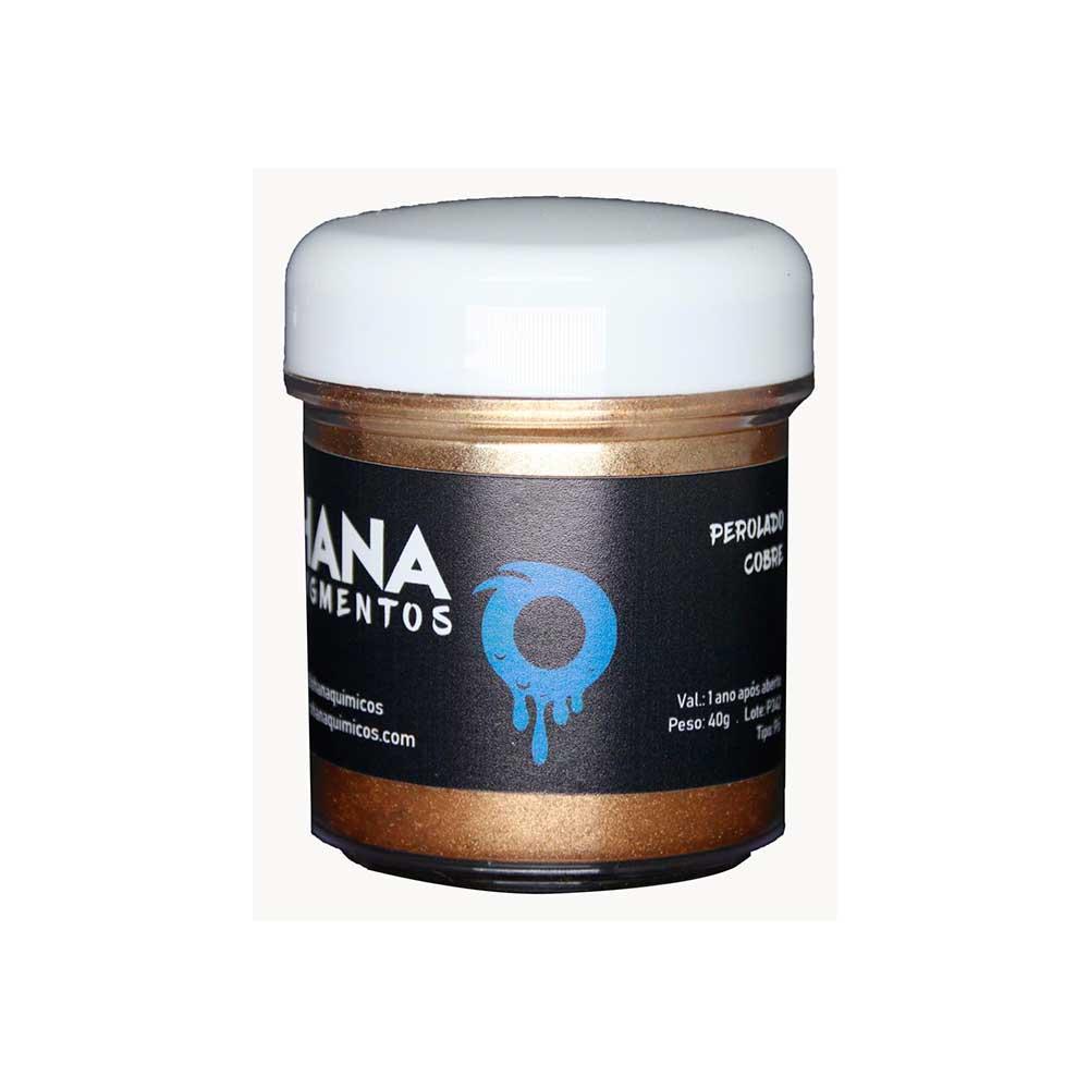Pigmento Perolado Cobre (10G) - OHANA