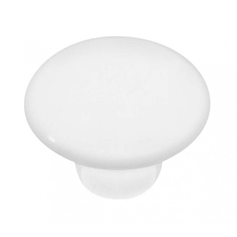 Puxador de Cerâmica IL7038 Branco - Italyline