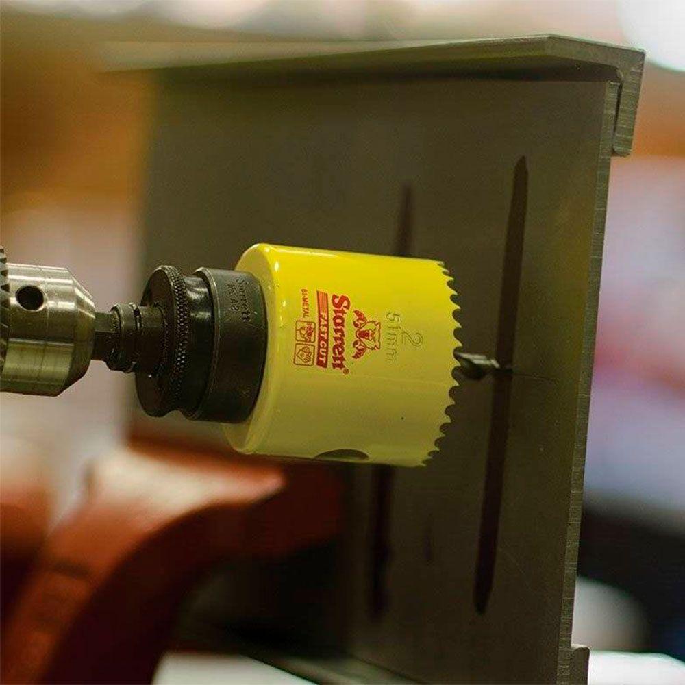 """Serra Copo Fast Cut 2"""" (51mm) - Starrett"""