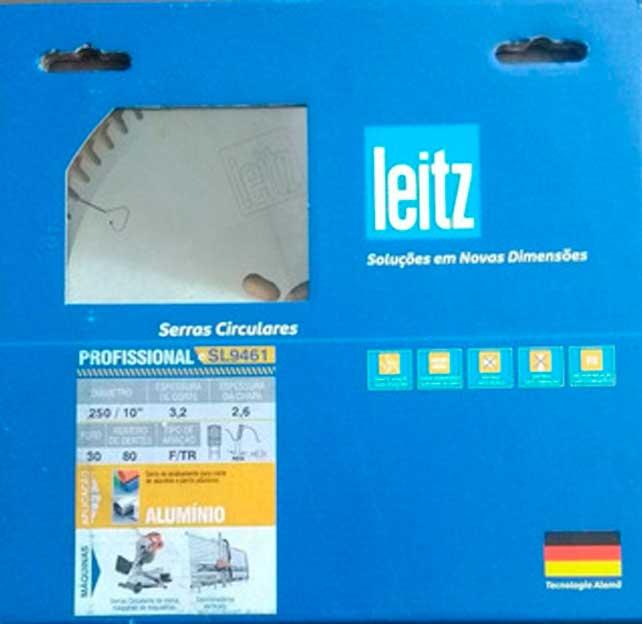Serra HW 250x3,2/2,6x30 Z80 FZ/TR 2/10/60; 2/9/46,35 ; 2/7/42 - Leitz