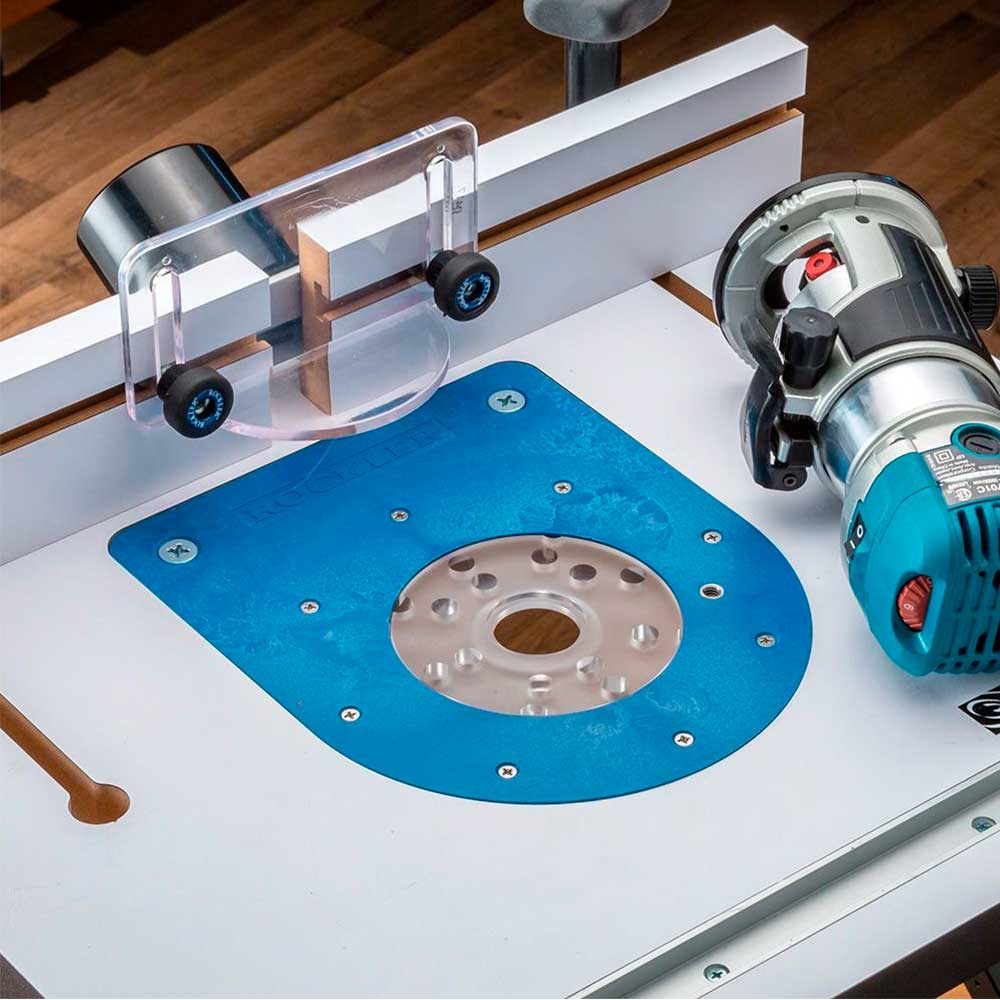 Suporte para Tupia (Benchtop Router Table) - Rockler