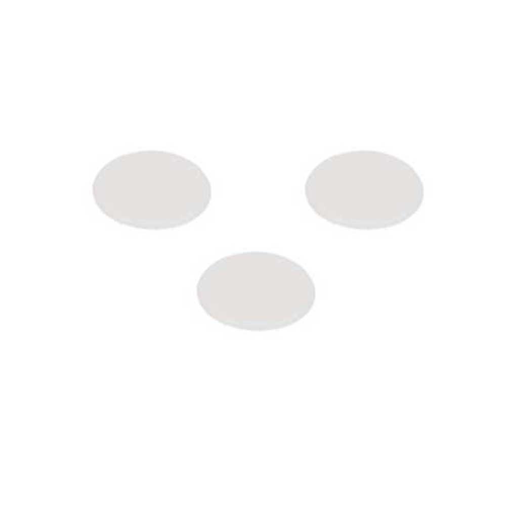 Tampa para Tambor Minifix 5mm Branco (25 unidades) - BigFer