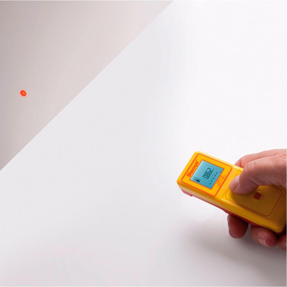 Telemetro a Laser 30 Metros (100FT) - Starrett