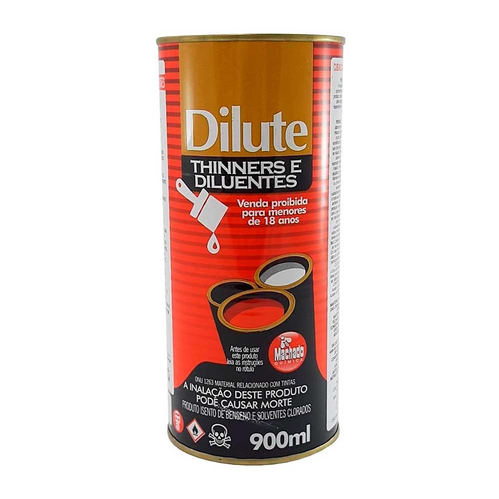 Thinner Dilute Premium 900 ML - Machado