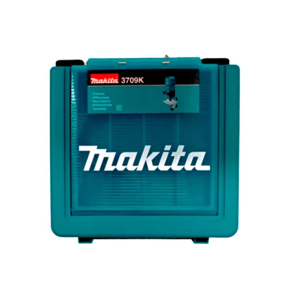 TUPIA 6MM C/ MALETA 3709k - 127V - MAKITA