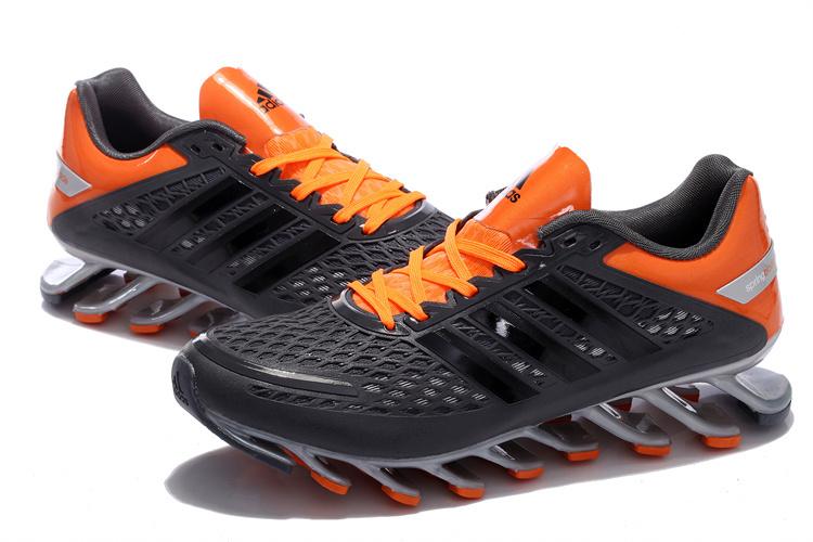 933e3d9253 Adidas Springblade Razor - Cinza e Laranja