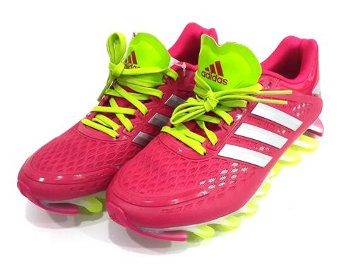 preço do adidas springblade rosa