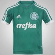 Camisa Palmeiras Juvenil I 2015 c1f057e3aca44