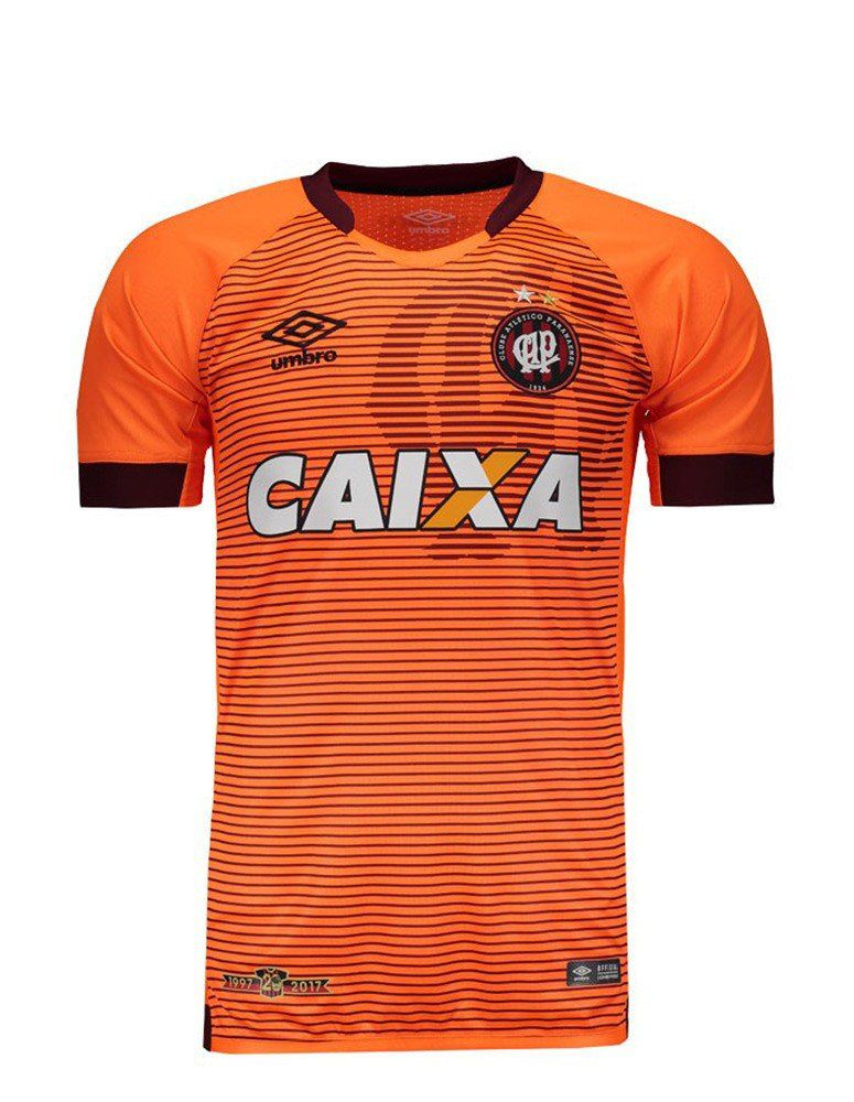 881a18886c Camisa Atlético Paranaense II 2017