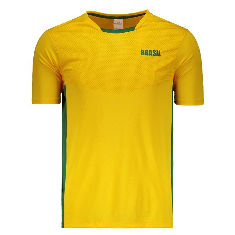 Camisa Brasil I 2018 Torcedor c9d6b8e89bc2c