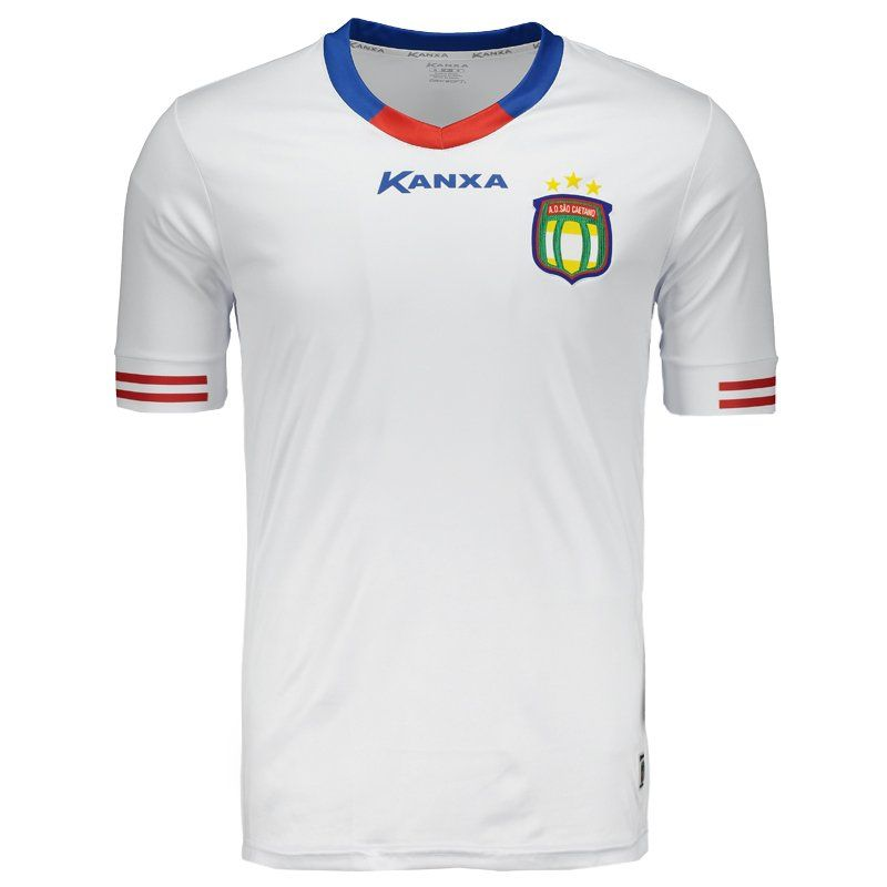 c88aceff57463 Camisa Kanxa São Caetano II 2017