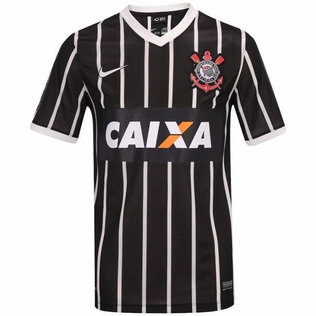 Camisa Corinthians Nike II 2013  14 c16e9227c2ab5