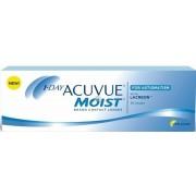 Lentes de Contato Acuvue 1 Day Moist para Astigmatismo - Caixa com 30 lentes (15 pares) do mesmo grau