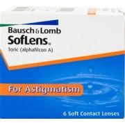 LENTES DE CONTATO SOFLENS  TORICA - Valor referente a uma caixa com seis lente do mesmo grau