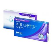 LENTES DE CONTATO MULTIFOCAL AIR OPTIX AQUA ALCON