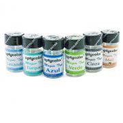 Lentes de Contato Optycolor Magic Top - Colorida