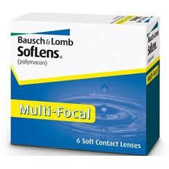 BAUSCH E LOMB SOFLENS MULTIFOCAL - Promoção  - Lentes de Contato MAF