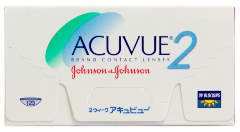 Lentes de Contato Acuvue 2 - Johnson  - Lentes de Contato MAF