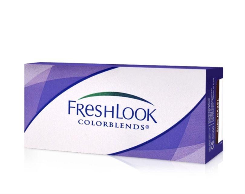 Lentes de Contato Freshlook - Colorida   - Lentes de Contato MAF