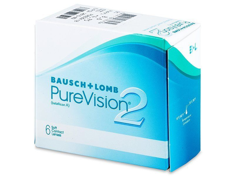 Lentes de Contato Purevision 2  - Lentes de Contato MAF