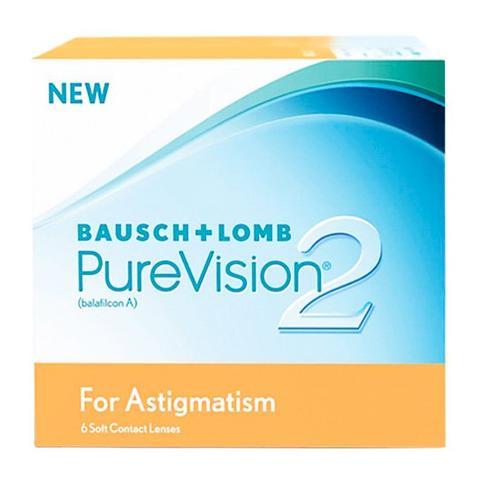 Lentes de Contato Purevision 2 Torica  - Lentes de Contato MAF