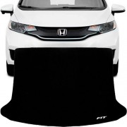 TAPETE CARPETE PORTA MALA BORDADO HONDA FIT 2015/..