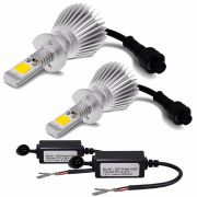KIT SUPER LED HEADLIGHT 2200 LÚMENS - H4