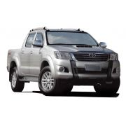 OVER BUMPER FRONT BUMPER TOYOTA HILUX 2012 13 14 15