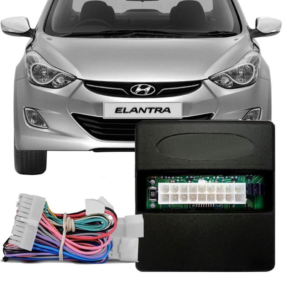Módulo Fechamento Teto Solar Hyundai Elantra 2011 Em Diante   I30 2010 Em Diante