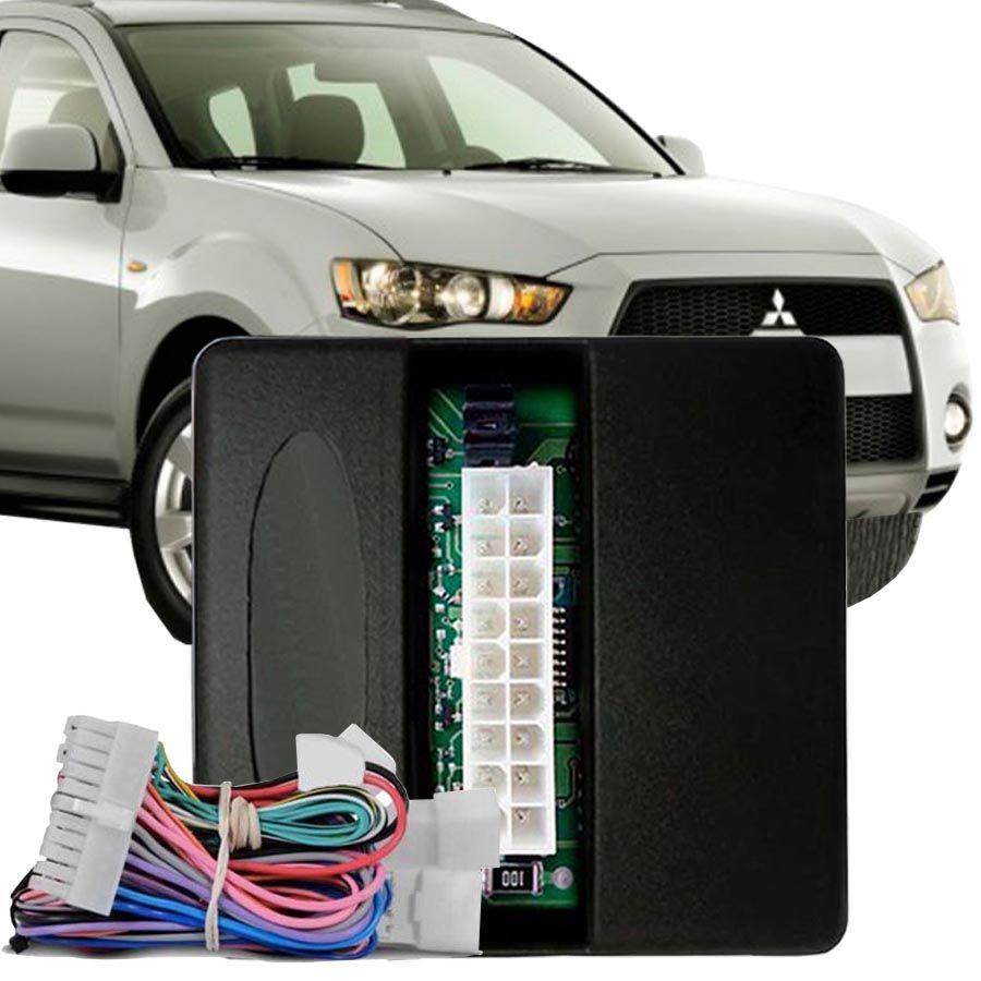 Módulo Fechamento Teto Solar Mitsubishi Outlander Até 2010 | L200 Até 2011