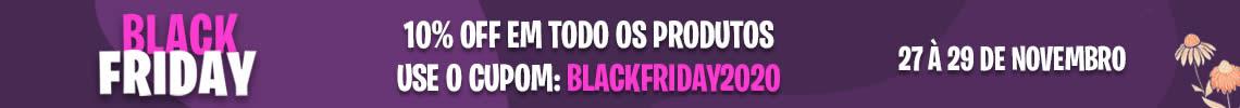 black friday 2020 - cupom: blackfriday2020