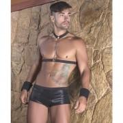 Fantasia Masculina Erótica de Segurança - GV432