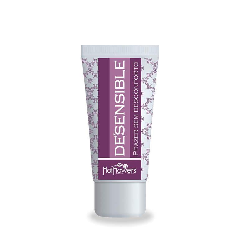Gel Deslizante De'Sensible Para Sexo Anal - HFHC594