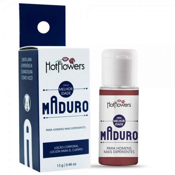 Gel Estimulador de Ereção para Homens Maduro - HFHC514