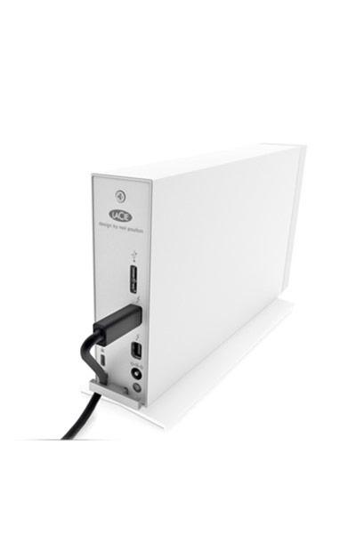 HD LaCie D2 Thunderbolt 2 6TB  - Rei dos HDs