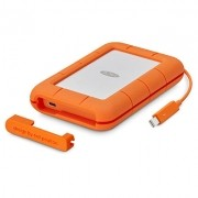 HD LaCie Rugged Thunderbolt USB-C 2TB